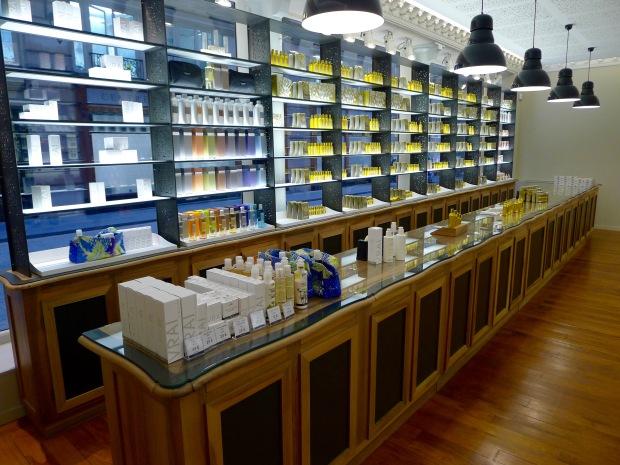Musée du parfum 17