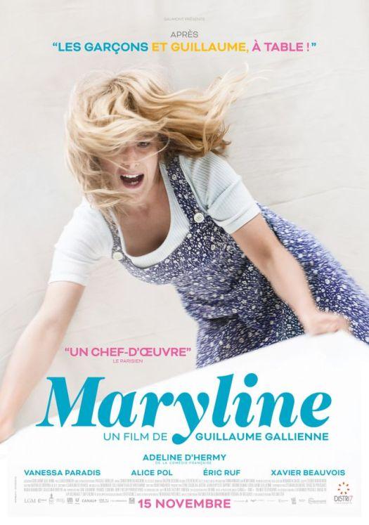 maryline affiche